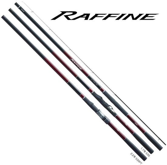 シマノ(Shimano) RAFFINE(ラフィーネ) 2.2-530PT /磯竿 上物竿