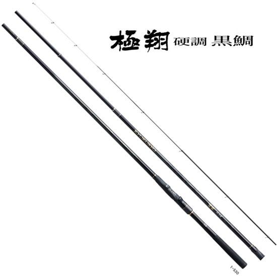 シマノ(Shimano) 極翔 硬調 黒鯛(きょくしょう こうちょう くろだい) 1.5-530 /磯竿 チヌ竿 黒鯛専用竿