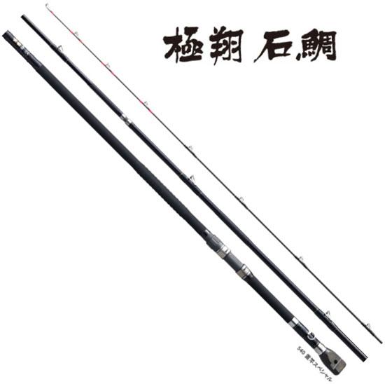 シマノ(Shimano) 極翔 石鯛(きょくしょう いしだい)[並継] 500 手持ち /底物竿 石鯛竿