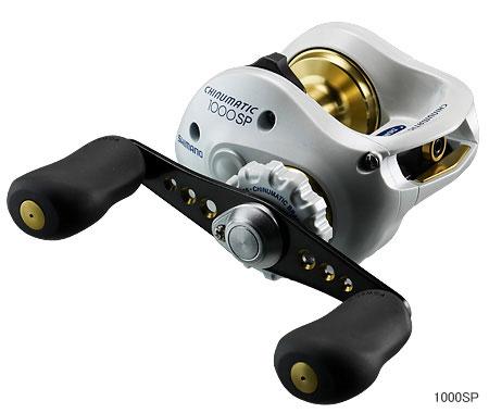 シマノ(Shimano) 08チヌマチック 1000XT /小型両軸リール 右ハンドル