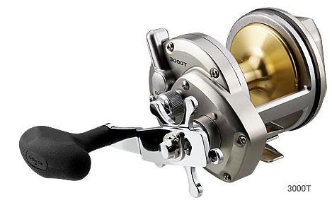 シマノ(Shimano) スピードマスター石鯛 3000T /石鯛専用両軸リール