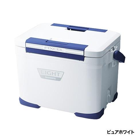 【お買い物マラソン】 シマノ(Shimano) LF-017N フィクセル・ライト 170 ピュアホワイト 17L /クーラーボックス