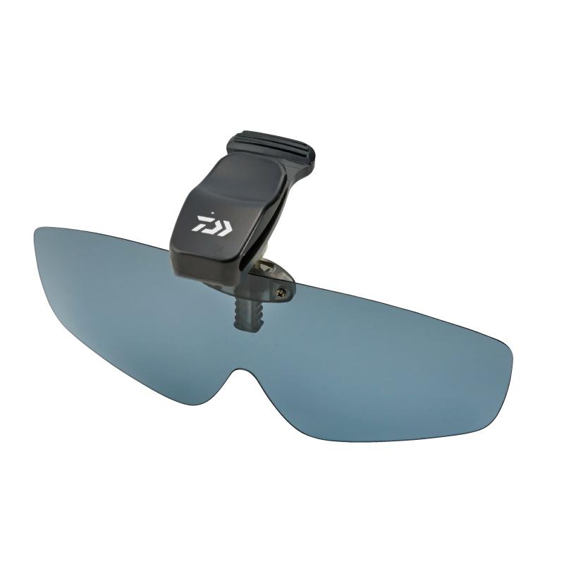 家族と友達と遊びに出かけよう エンジョイ OUTLET SALE 買取 アウトドア ダイワ Daiwa DQ-8037 4Cグレー サングラス 釣り具 帽子 釣具 偏光