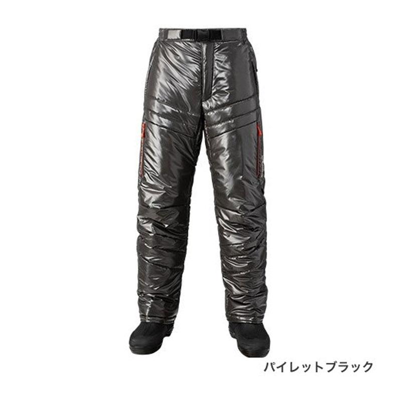 【お買い物マラソン】 シマノ(Shimano) PA-096Q SP エクストラ インシュレーション パンツ パイレットブラック XL