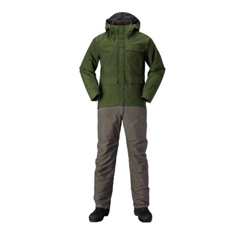 シマノ(Shimano) RB-214QXEFO GORE-TEX COZY SUIT タングステンL