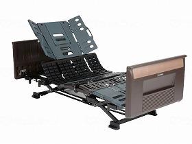電動ケアベッド コンフォーネ 2モーション レギュラー/ショート 樹脂ボード/パナソニックエイジフリー 床周り関連商品 ベッド 電動ベッド・2モーター