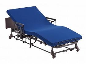 収納式電動ベッド AX-BE580/アテックス 床周り関連商品 ベッド 電動ベッド・1モーター