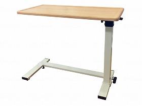 ベッドサイドテーブル KL/睦三 床周り関連商品 ベッド付属品 ベッド用昇降テーブル 介護用品.
