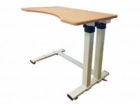 ベッドサイドテーブル KLII/睦三 床周り関連商品 ベッド付属品 ベッド用昇降テーブル 介護用品.