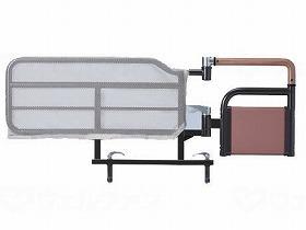 回転式アーム介助バー カバー付K-47RC/シーホネンス 床周り関連商品 ベッド付属品 移乗バー 介護用品