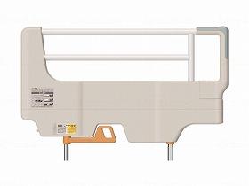 サイドグリップ/パラマウントベッド 床周り関連商品 ベッド付属品 移乗バー 介護用品.