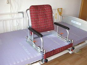 ささえさん/マルヒ【RCP】床周り関連商品 床ずれ防止・体位変換 体位変換器:ケアフーク