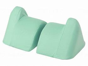 ナーセントアップニー(2ケ1セット)/アイ・ソネックス 床周り関連商品 床ずれ防止・体位変換 クッション 介護用品