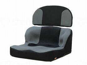 座位保持クッション LAPS+LAPBacksセット/タカノ 床周り関連商品 床ずれ防止・体位変換 クッション 介護用品