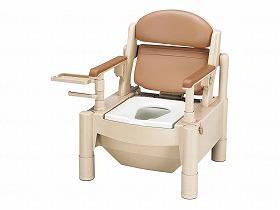 KX-SDR/アロン化成 トイレ及び排泄関連 ポータブルトイレ 樹脂製トイレ 介護用品.