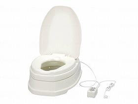 サニタリーエースOD 暖房便座両用式 補高#8/アロン化成 トイレ及び排泄関連 ポータブルトイレ 樹脂製トイレ 介護用品.