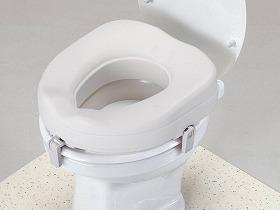 補高便座#10/アロン化成 トイレ及び排泄関連 補高便座 補高便座 介護用品.