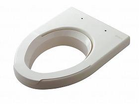 補高便座 50mm/TOTOエムテック トイレ及び排泄関連 補高便座 補高便座 介護用品.