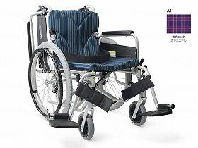 簡易モジュール自走 中床KA820エレベーティング機構/カワムラサイクル 歩行関連商品 車いす(本体) 自走型 介護用品