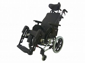 ネッティem 背張調整無/ラックヘルスケア 歩行関連商品 車いす(本体) 自走型 介護用品