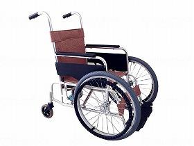 前方大車輪式車いす/あかね福祉 歩行関連商品 車いす(本体) 自走型 介護用品