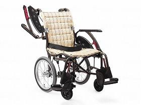 WAVIT-Plus ウェイビットプラス WAP16-42S/カワムラサイクル 歩行関連商品 車いす(本体) 介助型 介護用品