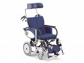 オアシス 介助OS-12TR 枕:標準(BJ-A・ストレート)/松永製作所 歩行関連商品 車いす(本体) リクライニング・ティルト 介護用品.