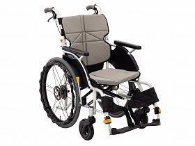 ネクストコア 自走(低床) NEXT-10B/松永製作所 歩行関連商品 車いす(本体) 自走型 介護用品