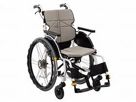 ネクストコア 自走(高床) NEXT-12B/松永製作所 歩行関連商品 車いす(本体) 自走型 介護用品
