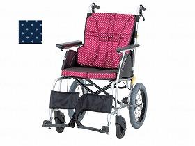 ウルトラシリーズ 介助式 NAH-U1/日進医療器 歩行関連商品 車いす(本体) 介助型 介護用品