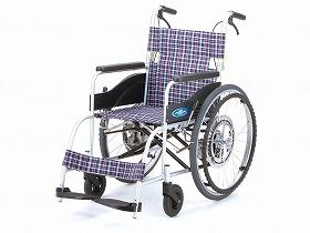 NEO-1+ジ-ガード2 パッケージ/日進医療器 歩行関連商品 車いす(本体) 自走型 介護用品