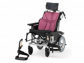 ウルトラシリーズ ティルト&リクライニング NAH-UC・Lo/日進医療器 歩行関連商品 車いす(本体) リクライニング・ティルト 介護用品