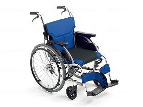 デザイン車いす(自走型)低座面 RX-1 Lo/ミキ 歩行関連商品 車いす(本体) 自走型 介護用品