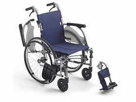 カルティマ 多機能・自走型車いす CRT-7/ミキ 歩行関連商品 車いす(本体) 自走型 介護用品