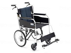 USG-2 介助型スタンダード車いす/ミキ 歩行関連商品 車いす(本体) 介助型 介護用品.