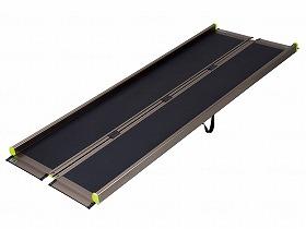 軽々スロープ ワイド 1.0m/アイシン軽金属 歩行関連商品 スロープ スロープ 介護用品.