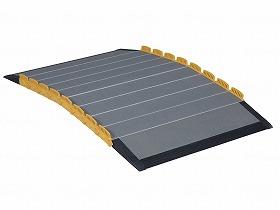 車いす用スロープ 段ない・ス ロールタイプ 2000/シコク 歩行関連商品 スロープ スロープ 介護用品.
