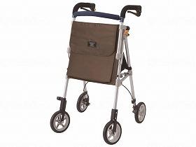 ヘルシーワンライトG/ウィズワン(旧象印ベビー) 歩行関連商品 歩行車 シルバーカータイプ 介護用品.