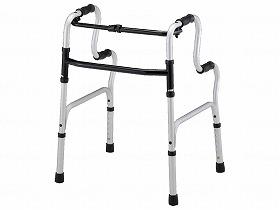 アルコー2段ハンドル固定歩行器/星光医療器 歩行関連商品 歩行器 交互式 介護用品