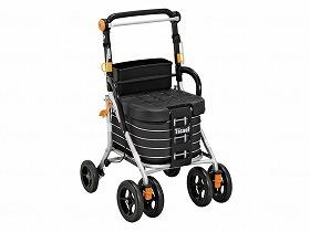 テイコブ ボルサDX(WS02)/幸和製作所 歩行関連商品 シルバーカー ショッピングカート 介護用品