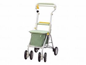 ヘルスバッグ ライトミニGN チェック/ウィズワン(旧象印ベビー) 歩行関連商品 シルバーカー シルバーカー(ボックスタイプ) 介護用品.