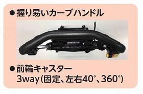 キュートミニW/ウィズワン(旧象印ベビー) 歩行関連商品 シルバーカー シルバーカー(コンパクトタイプ) 介護用品