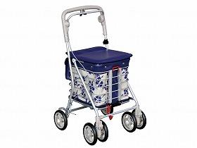 介護用品 ショッピングカート シルバーカー 歩行関連商品 アルミワゴンMR/須恵廣工業