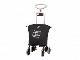 4輪タイプ・ショッピングカート アップライン/ユーバ産業 歩行関連商品 シルバーカー ショッピングカート 介護用品.