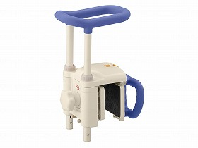 浴槽手すりUST-130N/アロン化成 入浴関連商品 浴槽手すり 対応浴槽縁幅15cm未満 介護用品.