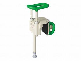 ユニットバス対応浴槽手すりUST-130UB/アロン化成 入浴関連商品 浴槽手すり 対応浴槽縁幅15cm未満 介護用品.