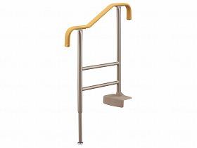 上がりかまち用手すりK-650/アロン化成 住宅改修関連商品 完成品手すり 上がりかまち手すり 介護用品.