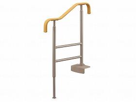 上がりかまち用手すりS-650/アロン化成 住宅改修関連商品 完成品手すり 上がりかまち手すり 介護用品.