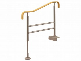 上がりかまち用手すりS-950/アロン化成 住宅改修関連商品 完成品手すり 上がりかまち手すり 介護用品.