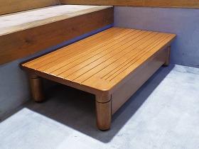 木製玄関ステップ/パナソニックエイジフリー 住宅改修関連商品 玄関台・踏み台 玄関台・踏み台 介護用品